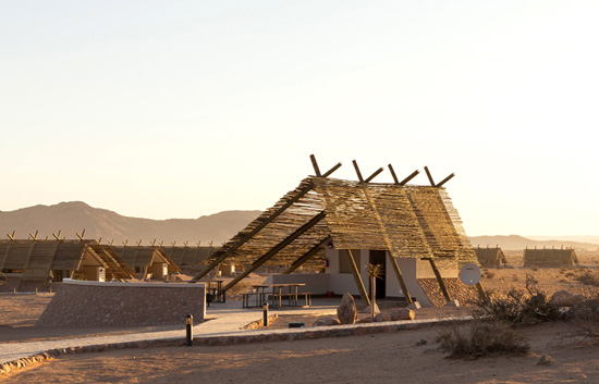 Desert Quiver Camp Group Facilities